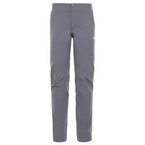 Pantaloni Softshell Drumetie Femei The North Face Quest Softshell Pants Vanadis Grey Regular (Gri)