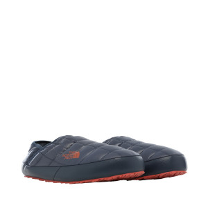 Papuci Barbati The North Face Thermoball Traction Mule V Urban Navy/Picant Red (Bleumarin)