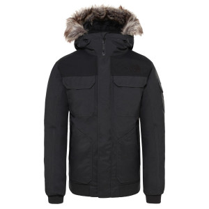 Geaca Barbati The North Face Gotham Jkt III Asphalt Grey/Tnf Black/Tnf Black (Gri)
