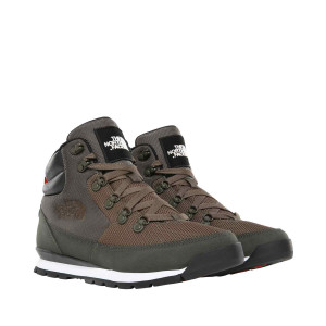 Ghete Barbati The North Face Back To Berkeley Redux Mesh New Taupe Green/Tnf Black (Kaki)