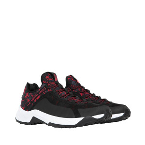 Pantofi Sport Barbati The North Face Trail Escape Peak Tnf Black/Rose Red 1994 Rage Print (Negru)