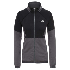 Polar Drumetie Femei The North Face Impendor New Midlayer Tnf Black/Vanad (Negru)