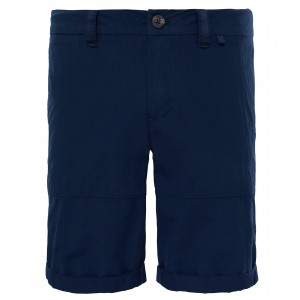 Pantaloni Scurti The North Face Mountain Short M Bleumarin