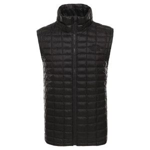 Vesta Drumetie Barbati The North Face Thermoball Eco Vest Tnf Black Matte (Negru)