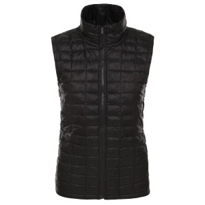 Vesta Drumetie Femei The North Face Thermoball Eco Vest Tnf Black Matte (Negru)