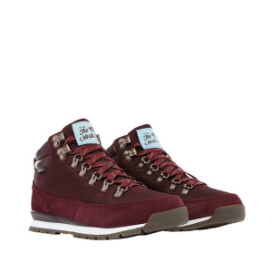 Ghete Femei The North Face Back-To-Berkeley Redux Deep Garnet Red/Stratosphere Blue (Grena)