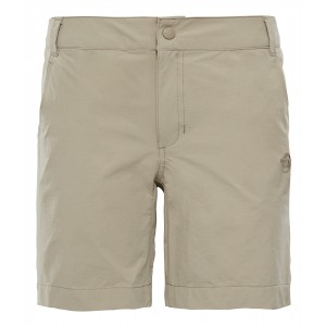 Pantaloni Scurti The North Face Exploration Short W Bej