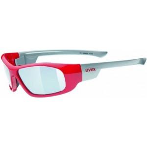 Ochelari de soare Uvex Pixie Junior Rosu