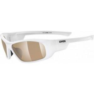 Ochelari de soare Uvex Pixie Junior Alb/Bej