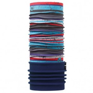 Neck Tube Buff Polar Copii Dash / Navy