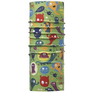 Neck Tube Buff Funny Monsters High UV Child Multicolor