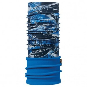 Neck Tube Buff Polar Jr Jump Blue / Harbor