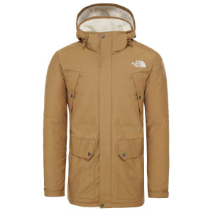 Haina Barbati The North Face Katavi Trench British Khaki (Maro)