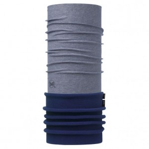 Neck Tube Buff Polar Adulti Ink Stripes / Navy