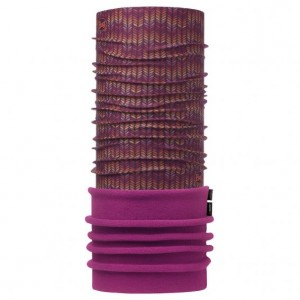 Neck Tube Buff Polar Jr Spike Deep Grape / Mardi Grape