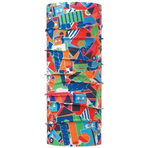 Neck Tube Buff Blok High UV Baby Multicolor