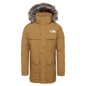 Haina Barbati The North Face Mcmurdo Parka British Khaki (Maro)
