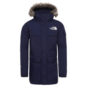 Geaca Barbati The North Face Mcmurdo Montague Blue (Bleumarin)