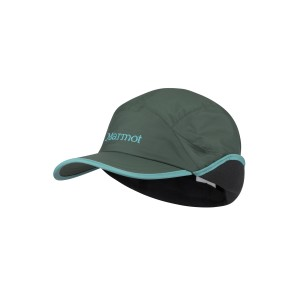 Sapca Hiking Marmot PreCip Insulated Baseball Cap Verde Inchis