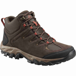 Ghete Barbati Columbia Buxton Peak Mid Waterproof Maro