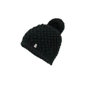 Caciula Fete Spyder Brrr Berry Black OS (Negru)