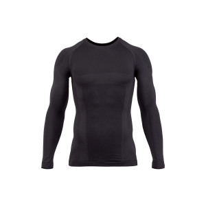 Bluza First Layer Barbati Spyder Momentum Black (Negru)