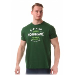 Tricou Nordblanc Origin Supersoft Cotton M Verde