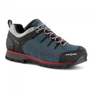 Pantofi Drumetie Barbati Trezeta Hurricane Evo Low Waterproof Blue/Red (Albastru)
