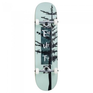 Skateboard Enuff Evergreen Tree Sage/Grey 32x8 inch Gri