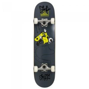 Skateboard Copii Enuff Skully Mini 29.5x7.25 inch Negru