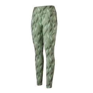 Colanti Alergare Femei Patagonia Centered Tights Gypsum Green (Verde)