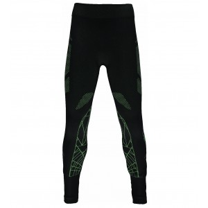 Pantaloni First Layer Spyder Racer B Negru