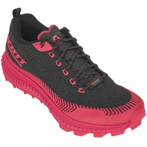 Pantofi Alergare Femei Scott Supertrac Ultra RC Black / Pink (Negru)