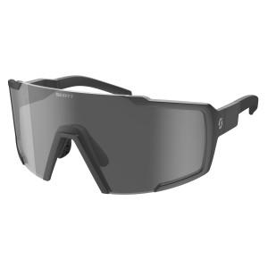 Ochelari Soare Alergare Unisex Scott Shield Black Matt/Grey (Negru)