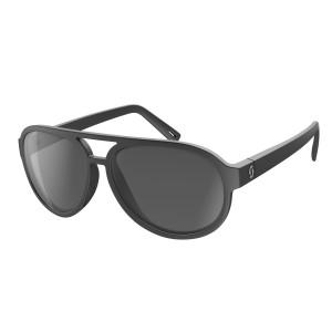 Ochelari Soare Casual Unisex Scott Bass Black/Grey (Negru)