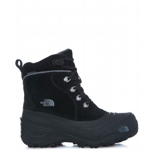 Incaltaminte The North Face Youth Chilkat Lace II Negru / Gri