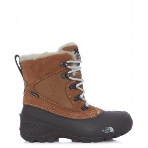 Cizme Juniori Hiking The North Face Shellista Extreme Maro