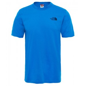 Tricou Barbati The North Face Simple Dome Albastru