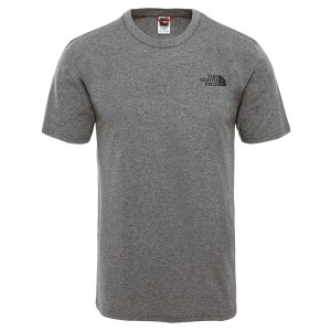 Tricou Barbati The North Face Simple Dome Gri