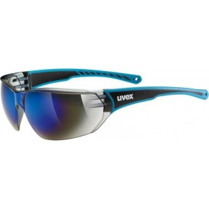 Ochelari de soare Uvex Sportstyle 204 Albastru