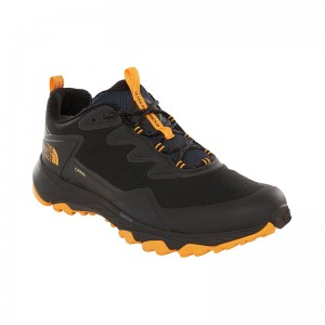 Incaltaminte Barbati Hiking The North Face Ultra Fastpack III GTX Negru