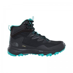 Incaltaminte Femei Hiking The North Face Ultra Fastpack III Mid GTX Negru