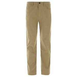 Pantaloni Barbati The North Face M Sprag 5-Pocket Pant Kelp Tan (Maro)