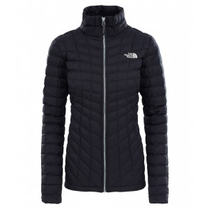 Geaca The North Face Thermoball Full Zip W Negru