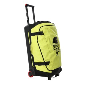 """Troller The North Face Rolling Thunder 30"""" 80L Lime"""