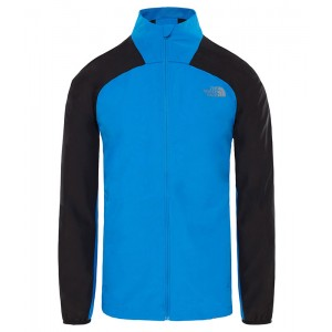 Geaca Barbati Alergare The North Face Ambition Albastru