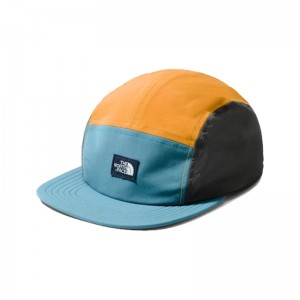Sapca Barbati The North Face Class V TNF Five Panel Albastru / Crem