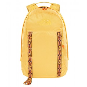 Rucsac The North Face Lineage Pack 20L Galben