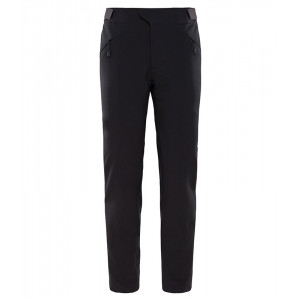 Pantaloni Femei Alpinism The North Face Impendor Softshell Negru