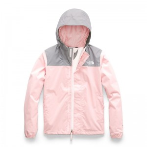 Geaca Fete Hiking The North Face Resolve Reflective Roz